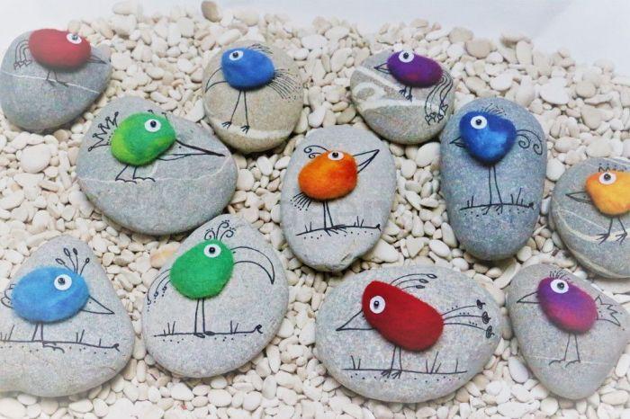 Минимум усилий, но максимум позитива и креатива. /Фото: i.pinimg.com