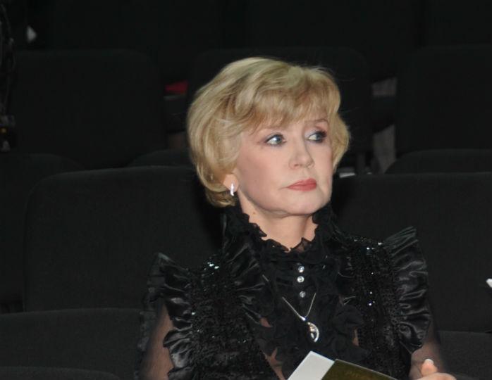 Алентова (Быкова) Вера Валентиновна