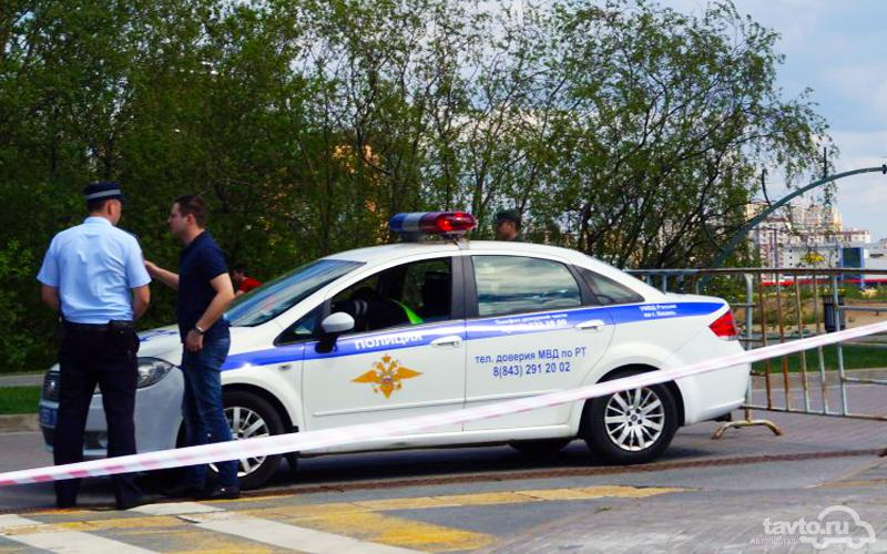 ГИБДД начала массово штрафовать водителей за несуществующие нарушения