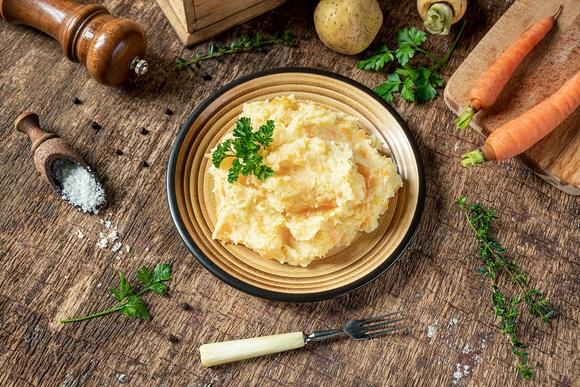 Рецепты вкусного пюре не из картофеля