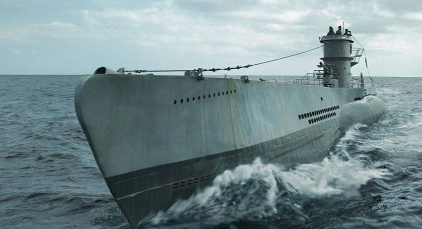 Потерянный флот Гитлера обнаружен в Чёрном море