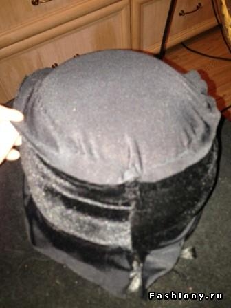 Как сшить тюрбан шапку 25
