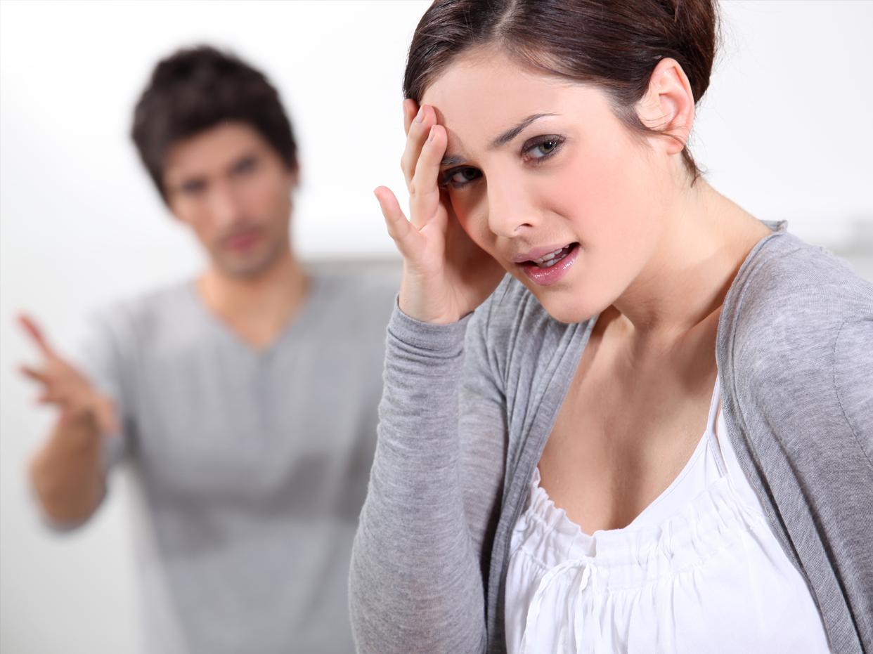 Муж раздражает меня по поводу и без повода...