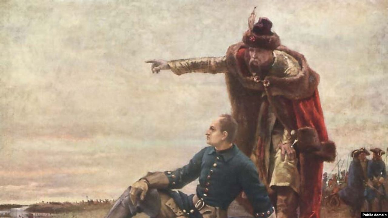 Голос Мордора: История Украи…