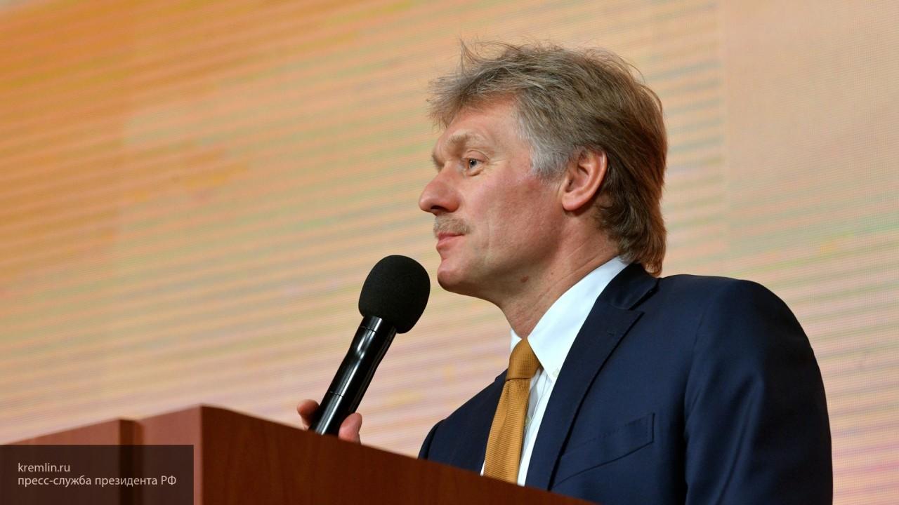 Песков объяснил заявление Павла Грудинина о выборах