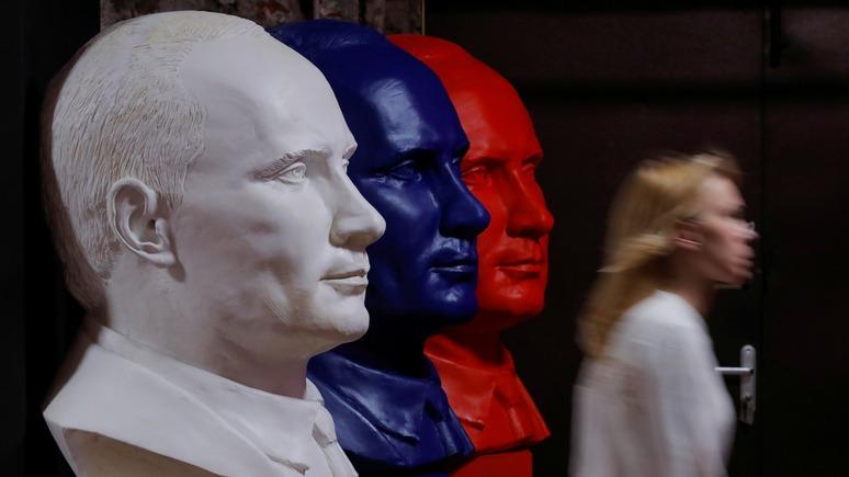 National Review: критики Путина просто ему завидуют