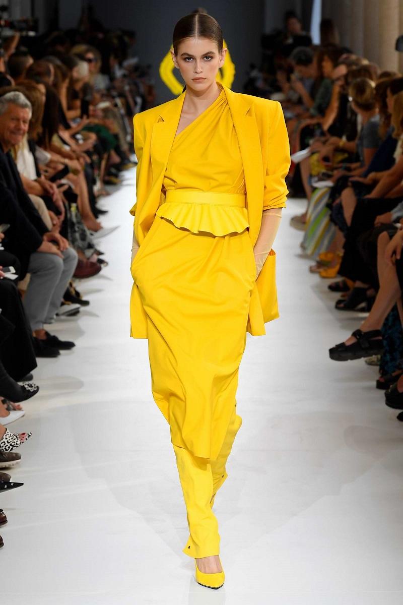 модные цвета весна лето 2019