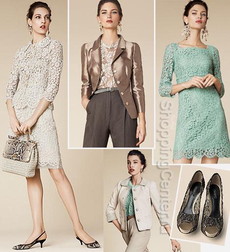 Кружевные платья 2018 – беспроигрышно модное решение!