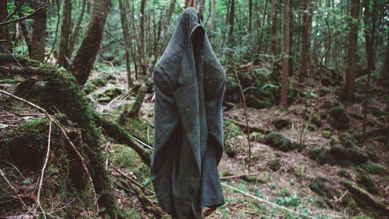 Лес Аокигахара — Япония Бермудский треугольник, Странные места, необъяснимое