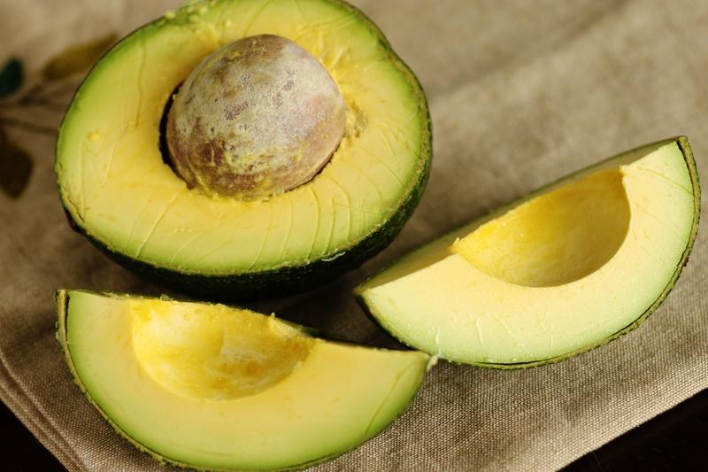 Правила создания салатов с авокадо!
