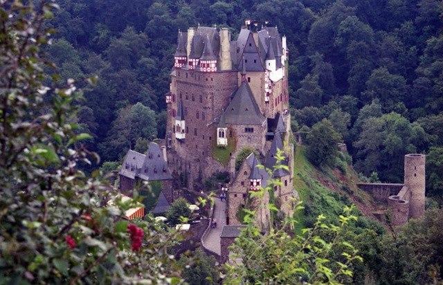 Эльц - Жемчужина немецких замков