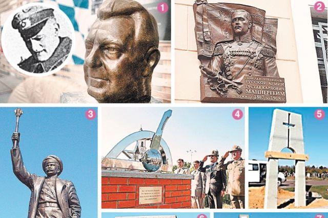 Зачем в России ставить памятники оккупантам?