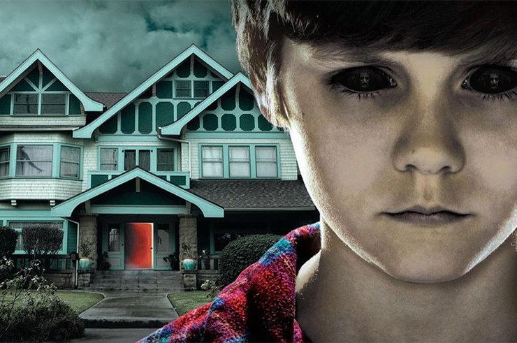 Дома из культовых фильмов ужасов