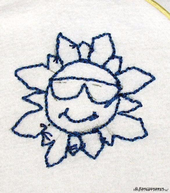 Вышивка ковровой техникой с помощью специальной иглы (19) (585x663, 233Kb)
