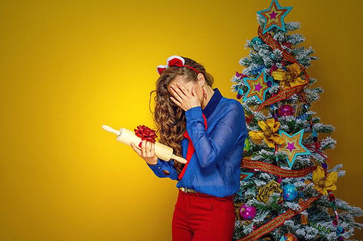 Десятка неудачных подарков на Новый год