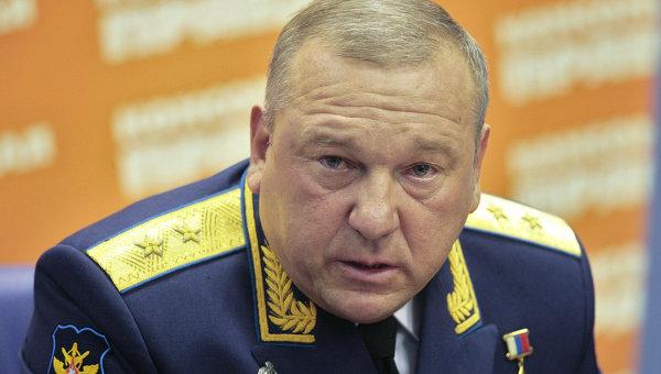 Три слова генерала Шаманова …