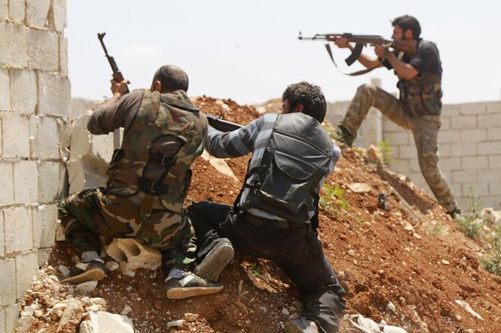В сирийском кантоне Африн пр…