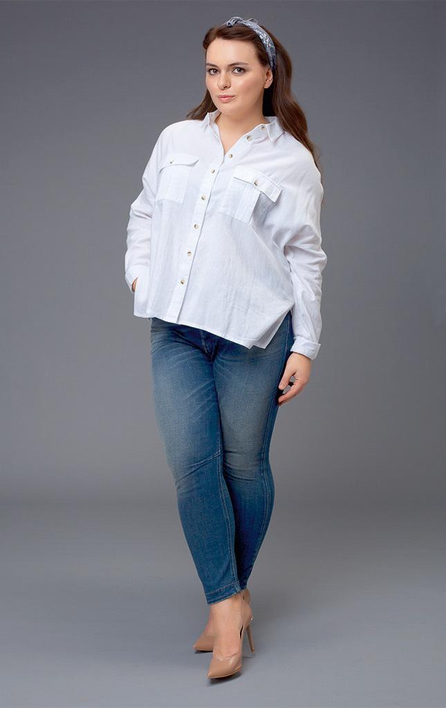 Отмена стандарта: правильные джинсы для девушек plus-size