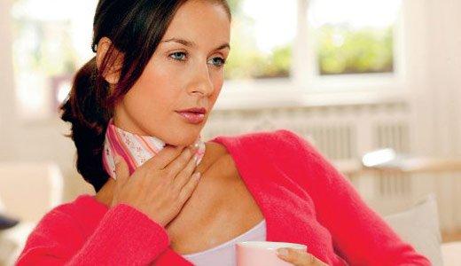 Ангина. Народные методы лечения ангины и хронического тонзиллита