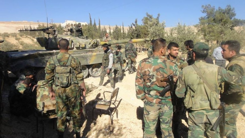 Сирия сдерживает Израиль в Э…
