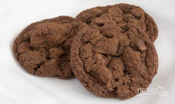 Печенье «Двойной шоколад»