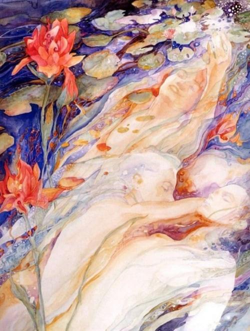 художник Хелен Нельсон-Рид (Helen Nelson-Reed) картины – 24