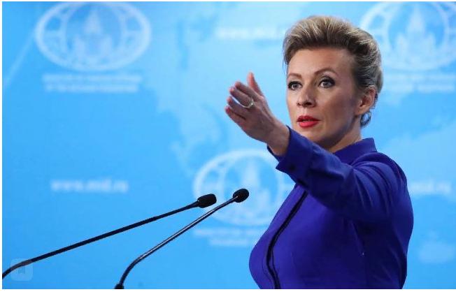 Захарова о заявлении польского дипломата о роли СССР в Великой Победе: Варшава заигралась