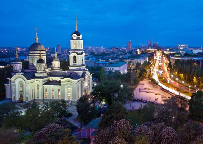 Хроники Малороссии: Донецк предлагает альтернативный сценарий будущего