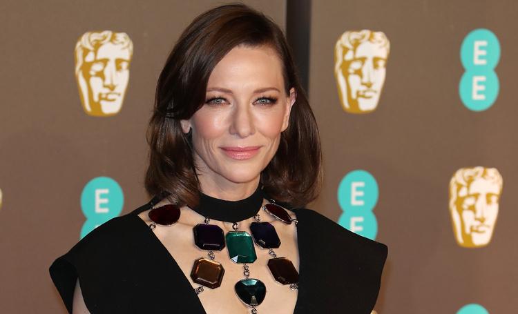Кейт Бланшетт, Марго Робби, Ирина Шейк и другие на премии  BAFTA-2019