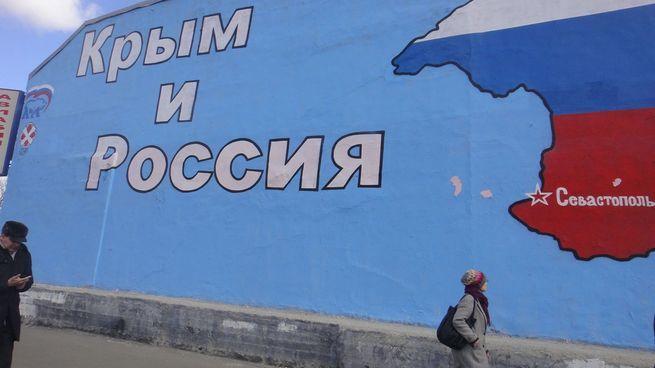 """""""Больно видеть, как застройщики и чиновники превращают Крым в Украину..."""" - Р. Осташко"""