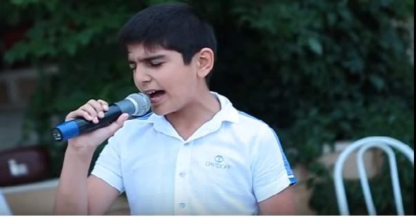 Мальчик исполнил песню «Куку…
