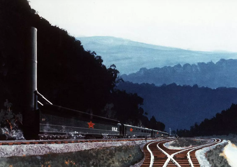 Советский ядерный поезд-призрак: почему американцы его боялись