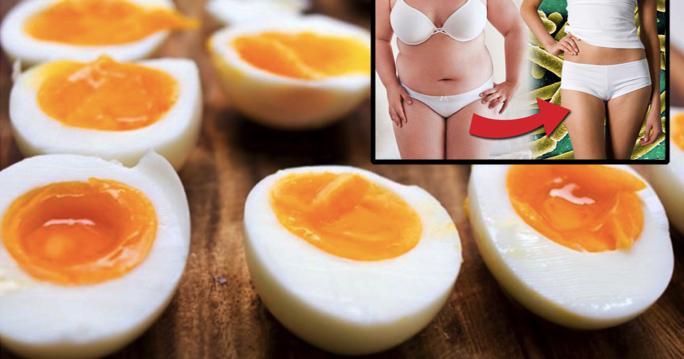 Самая крутая диета из всех, о которых я слышала — диета из варёных яиц. Уже в первую неделю вы скинете 5 кг.