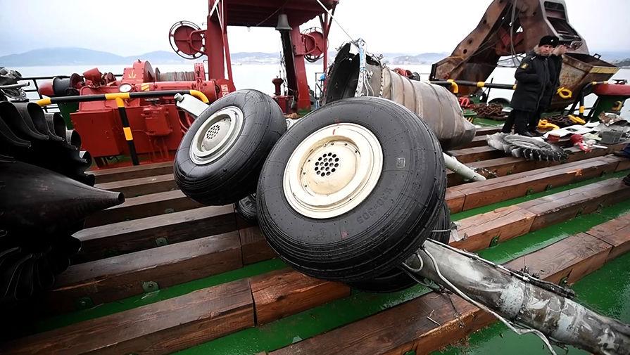 Взял лишнее: Стали известны все причины падения разбившегося в Сочи Ту-154