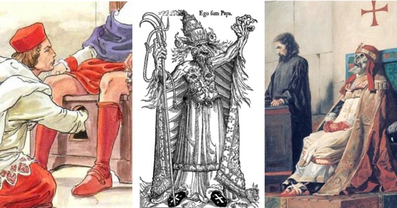 Страх и ненависть в Ватикане: пираты и развратники во главе Святого Престола