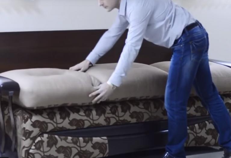 Покупатели были в шоке, увидев этот диван 3в1. Фантастическая мебель!