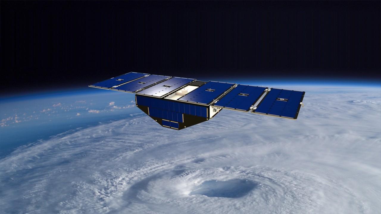 НАСА запустило спутники с ракеты, запущенной с самолёта