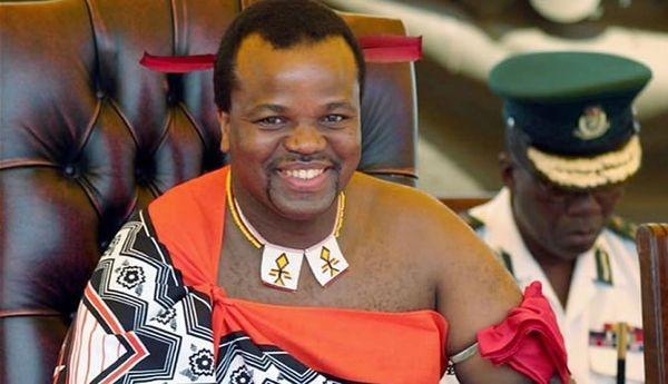 Король Свазиленда переименовал государство из-за Швейцарии