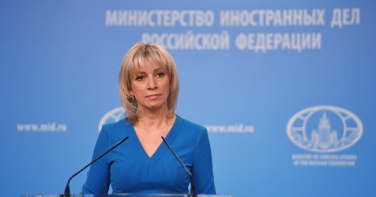 Не надо так нервничать, всего два самолета!: Захарова ответила на истерику США из-за бомбардировщиков России в Венесуэле
