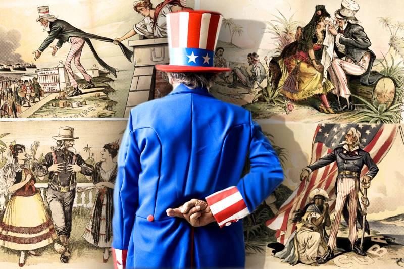 Первой американской государс…