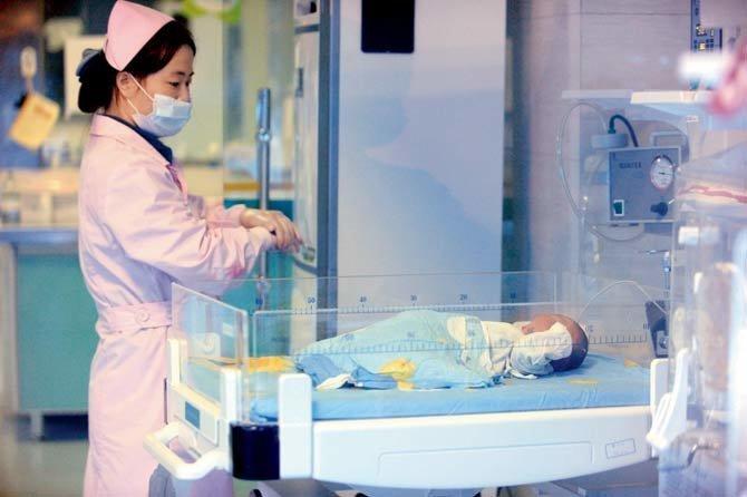 Беспрецедентный случай рождения ребенка через 4 года после смерти родителей