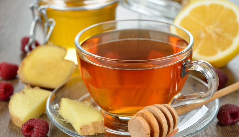 Эликсир здоровья из имбиря, мёда и лимона