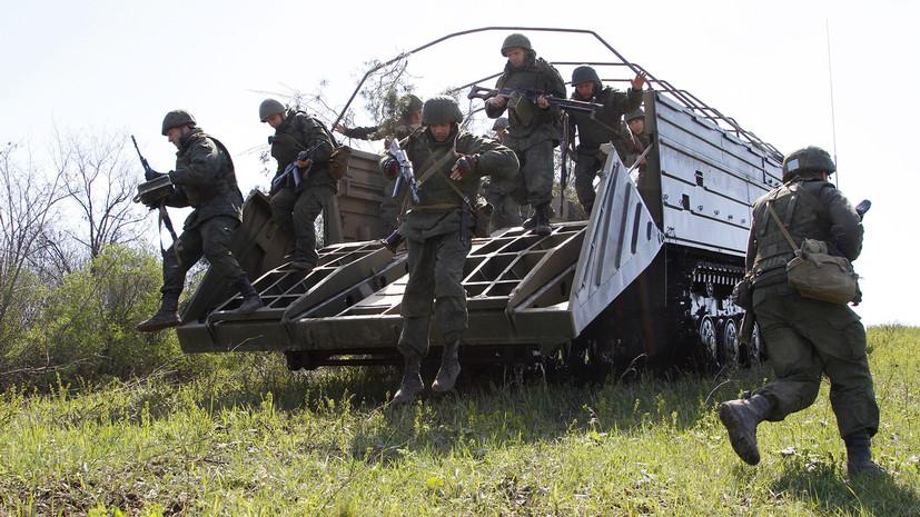 Время воинов: Боец ДНР — о в…