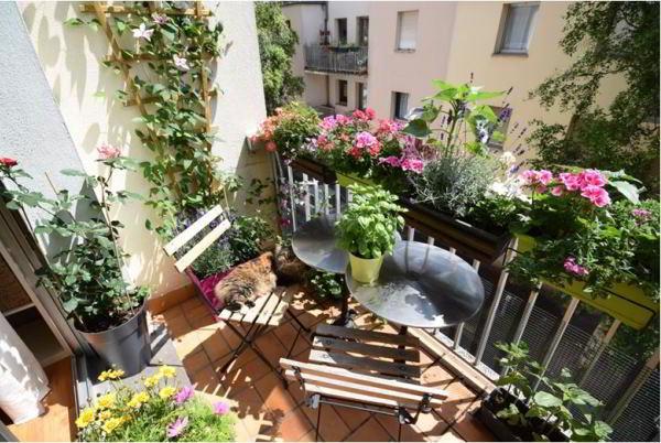 Лучшие идеи для оформления балкона