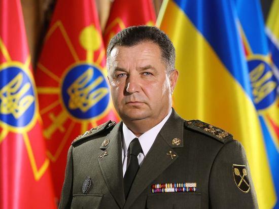 Украина заявила о готовности взять Донбасс силой