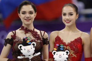 Загитова и Медведева выступят на ЧМ по фигурному катанию в Милане