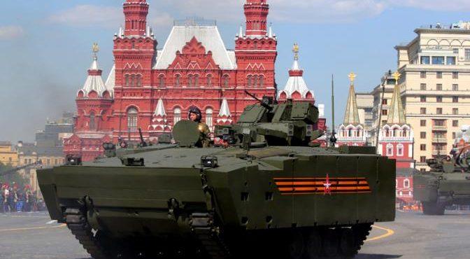 Украинская БМПТ «Берсерк» против «Курганца» и здравого смысла