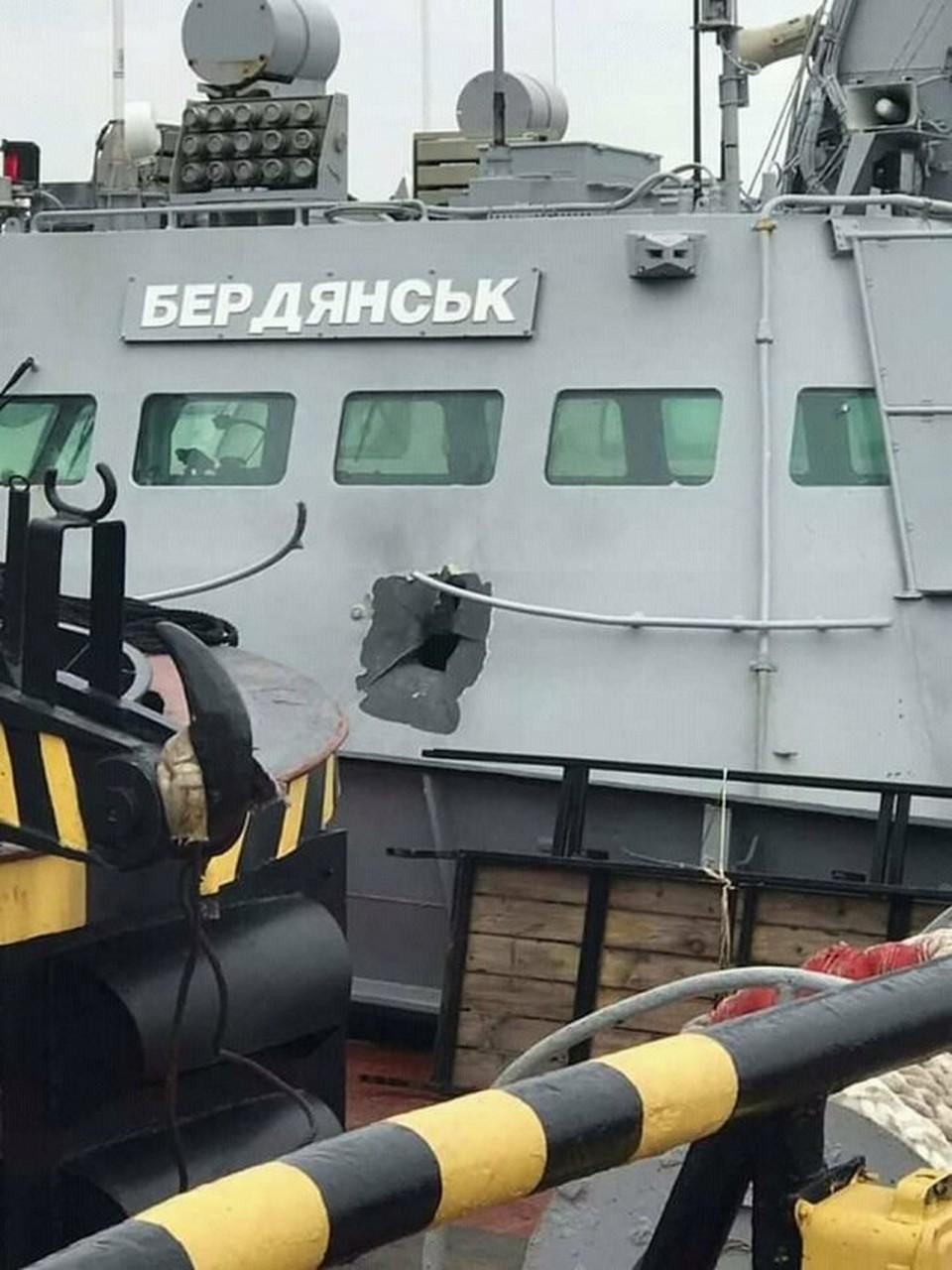 Киев послал своих моряков в Керченский пролив на верную смерть