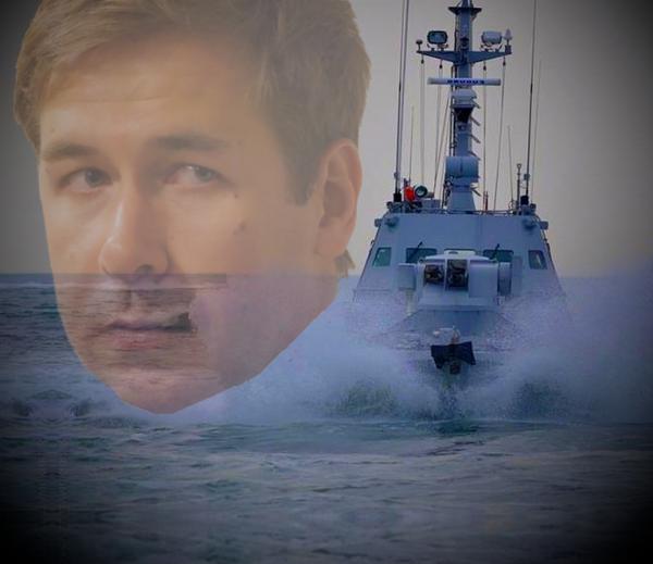 В ответ на решения суда РФ российский адвокат моряков Украины предложил захватить военных России