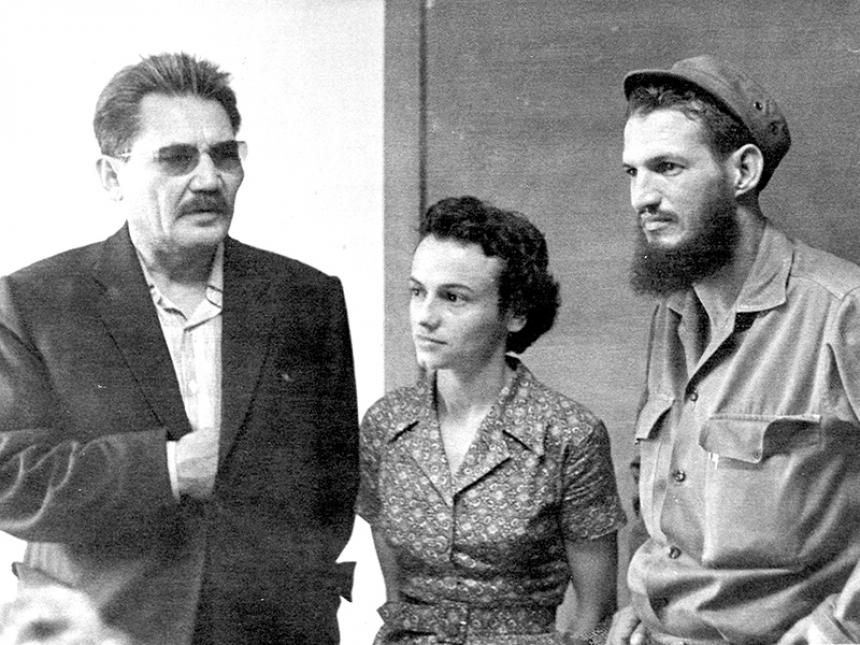 «Дикий» лейтенант: кумир Фиделя Кастро и Че Гевары
